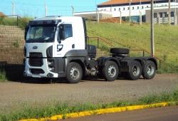 Ford Cargo 2842 8X2