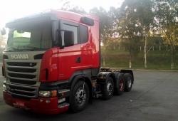Scania 8X2